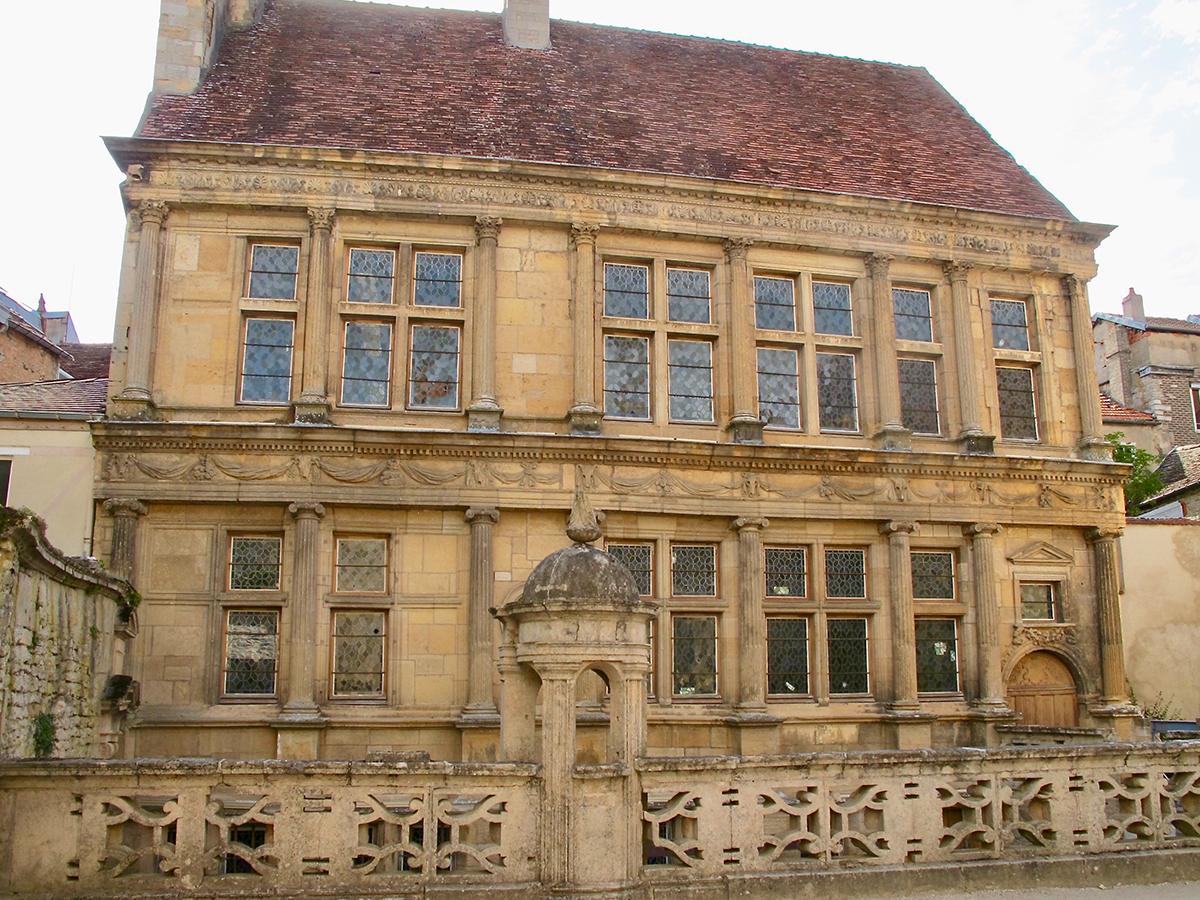 La « Maison Renaissance » : un des plus beaux hôtels particuliers de la ville