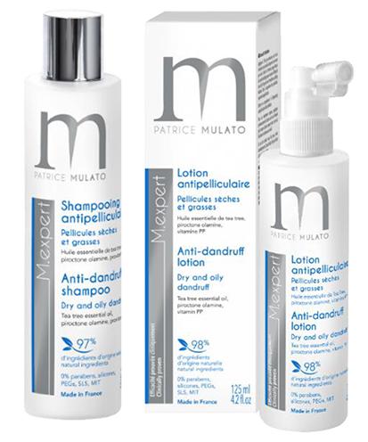 Nouveau soins pour cheveux Patrice Mulato