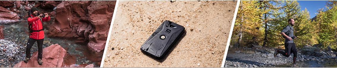 Action-X3 : un téléphone pour les terrains de jeu