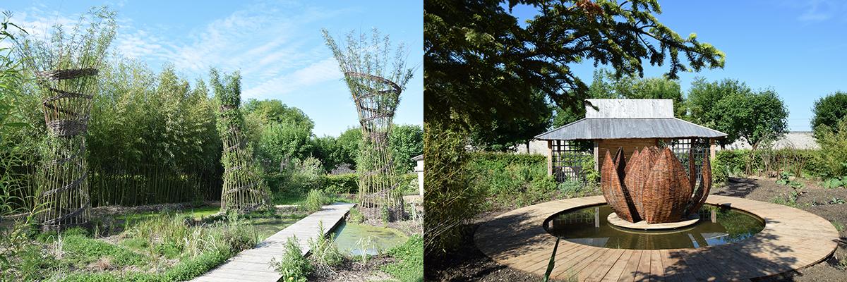 Jardin Vertigo et La Cité Lotus