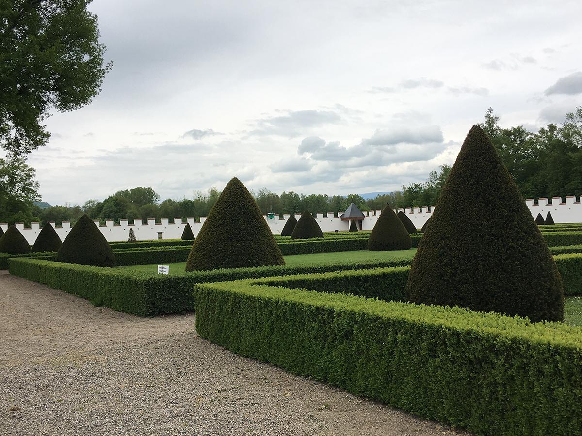Jardin de la Bâtie