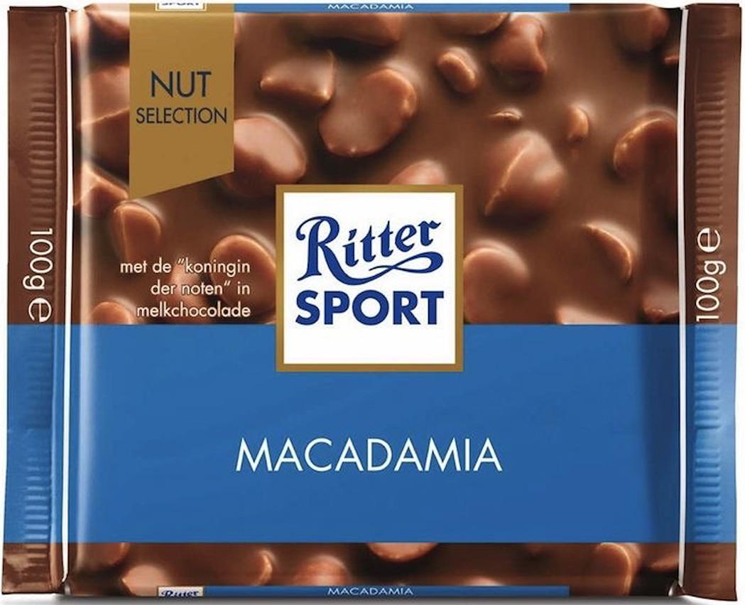 Chocolat Macadamia