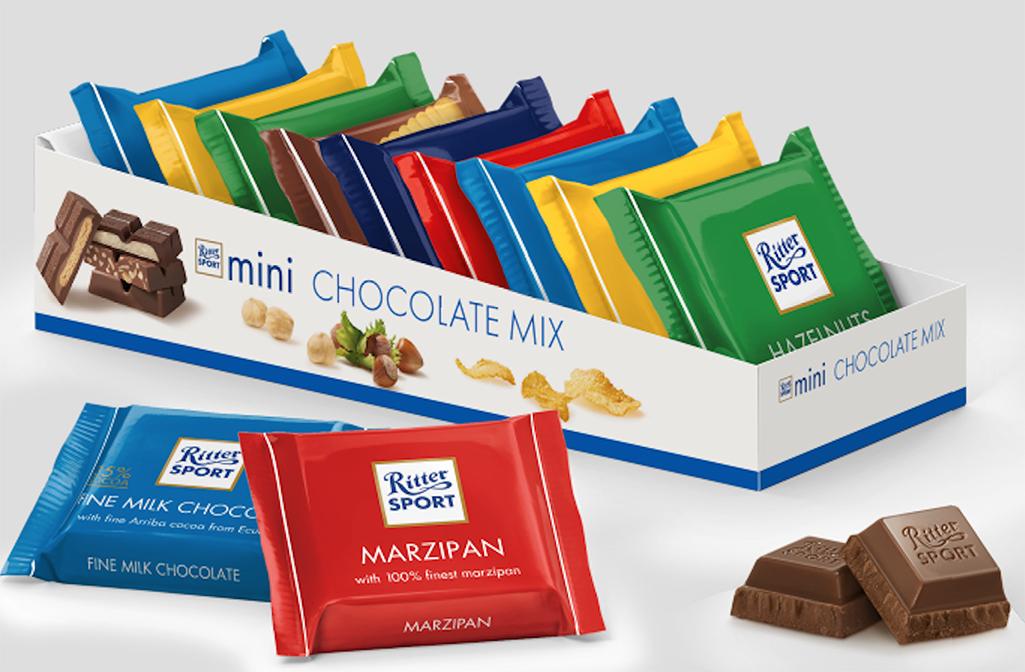 Chocolat Ritter Sport