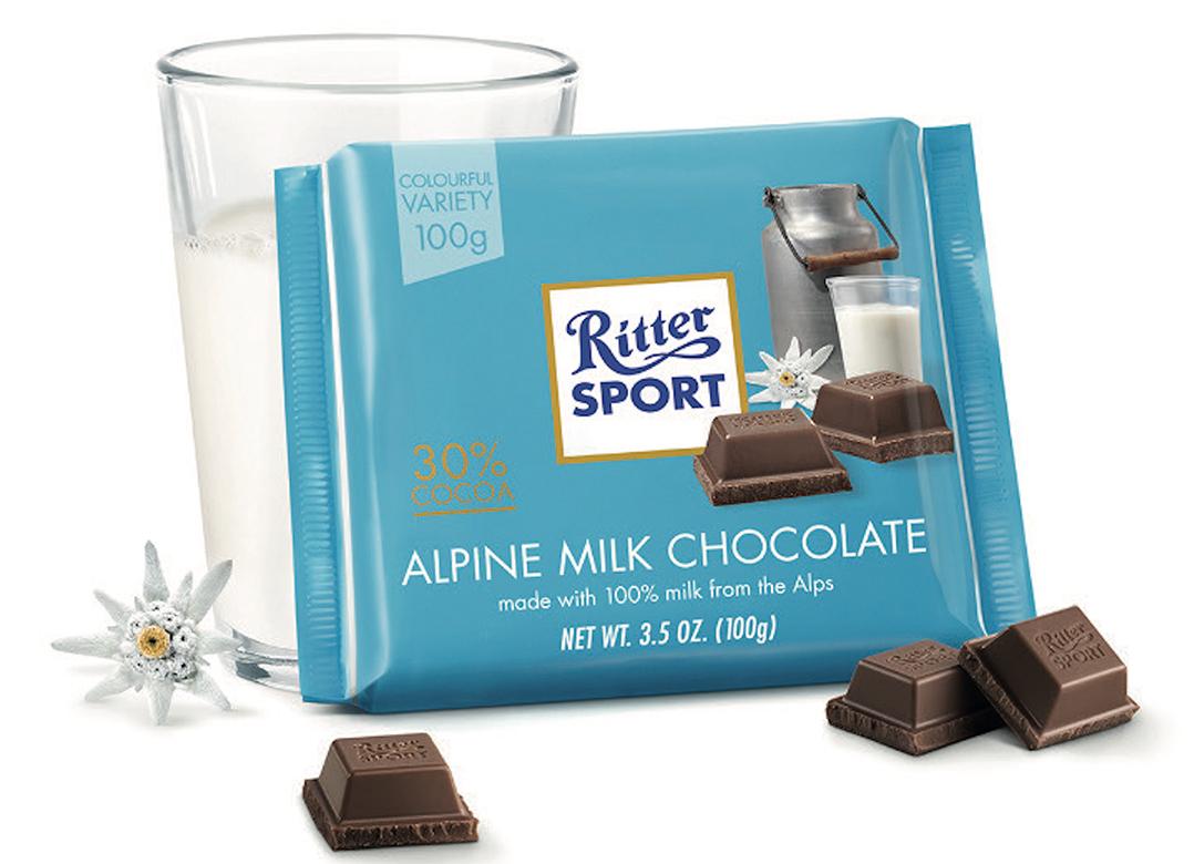 chocolat Alpine Milk