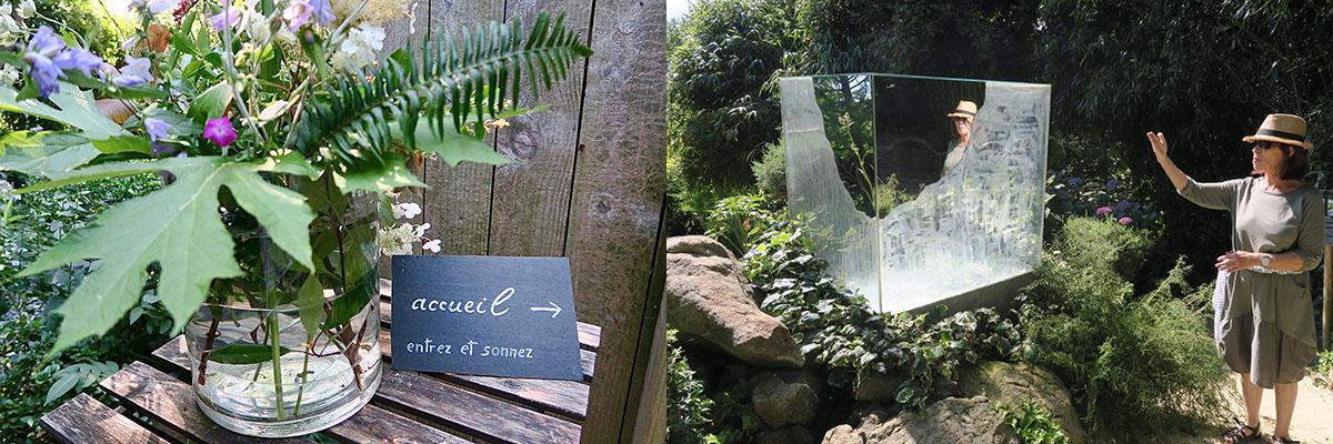 Jardin d couvrez cinq jardins normands de toute beaut dynamic seniors - Jardin contemporain athis de l orne nantes ...