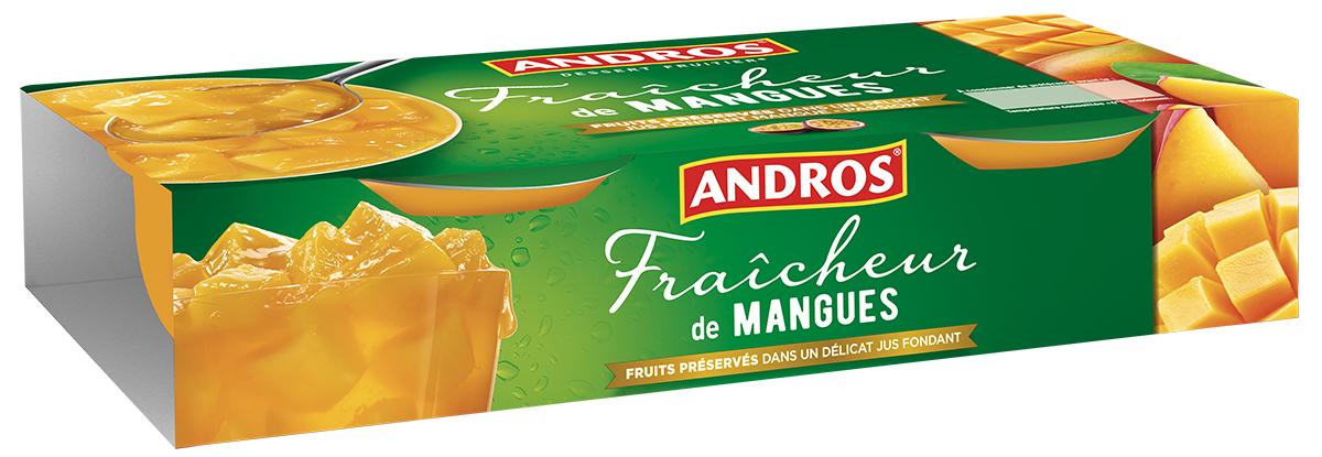 Fraîcheur de fruits