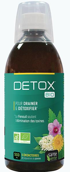 DETOX BIO Santé Verte