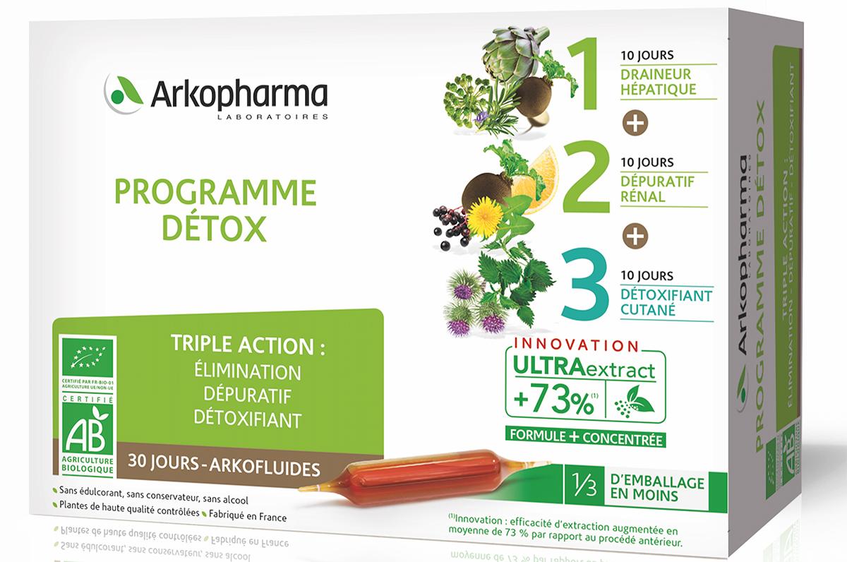 Arkopharma Détox