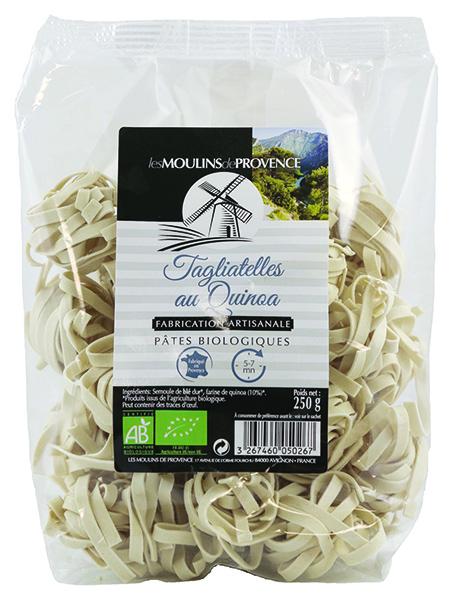 Les tagliatelles quinoa
