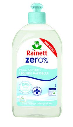 Le liquide vaisselleZéro%