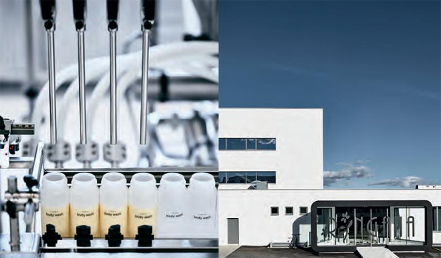 La nouvelle usine fraîcheur de Hartberg,