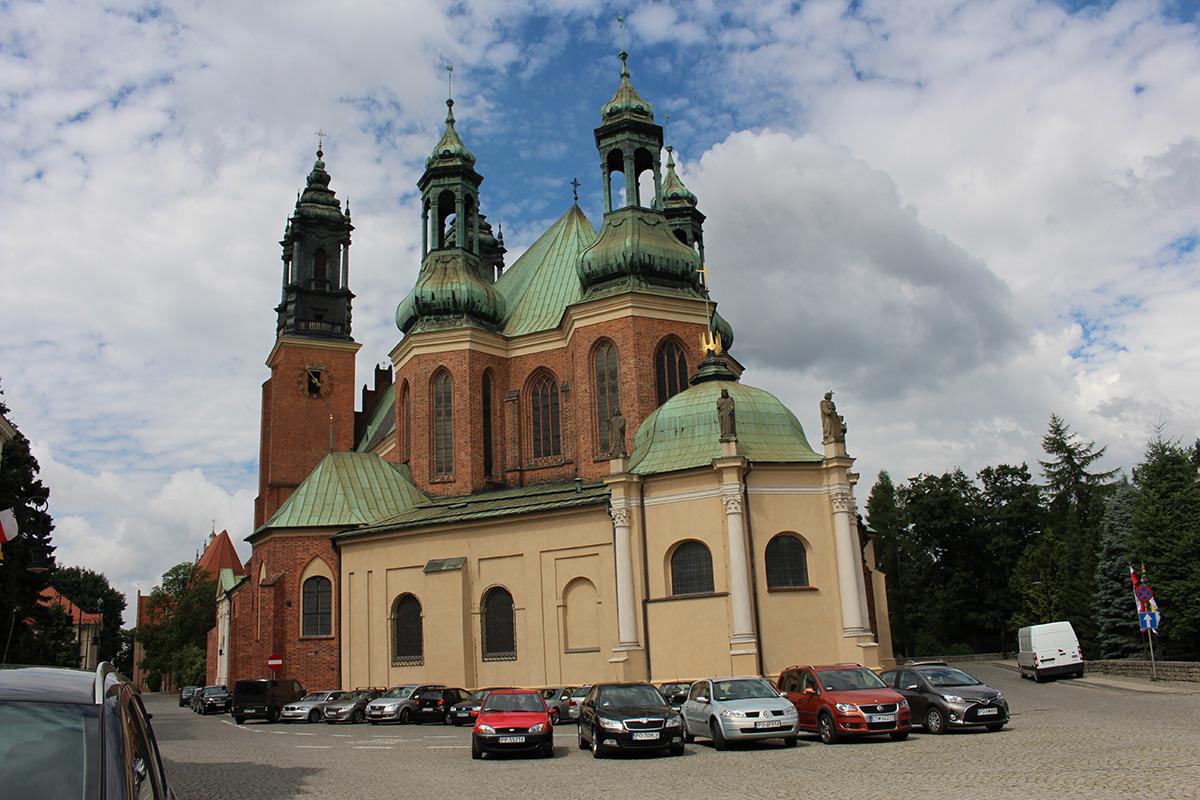 Archicathédrale de Poznan