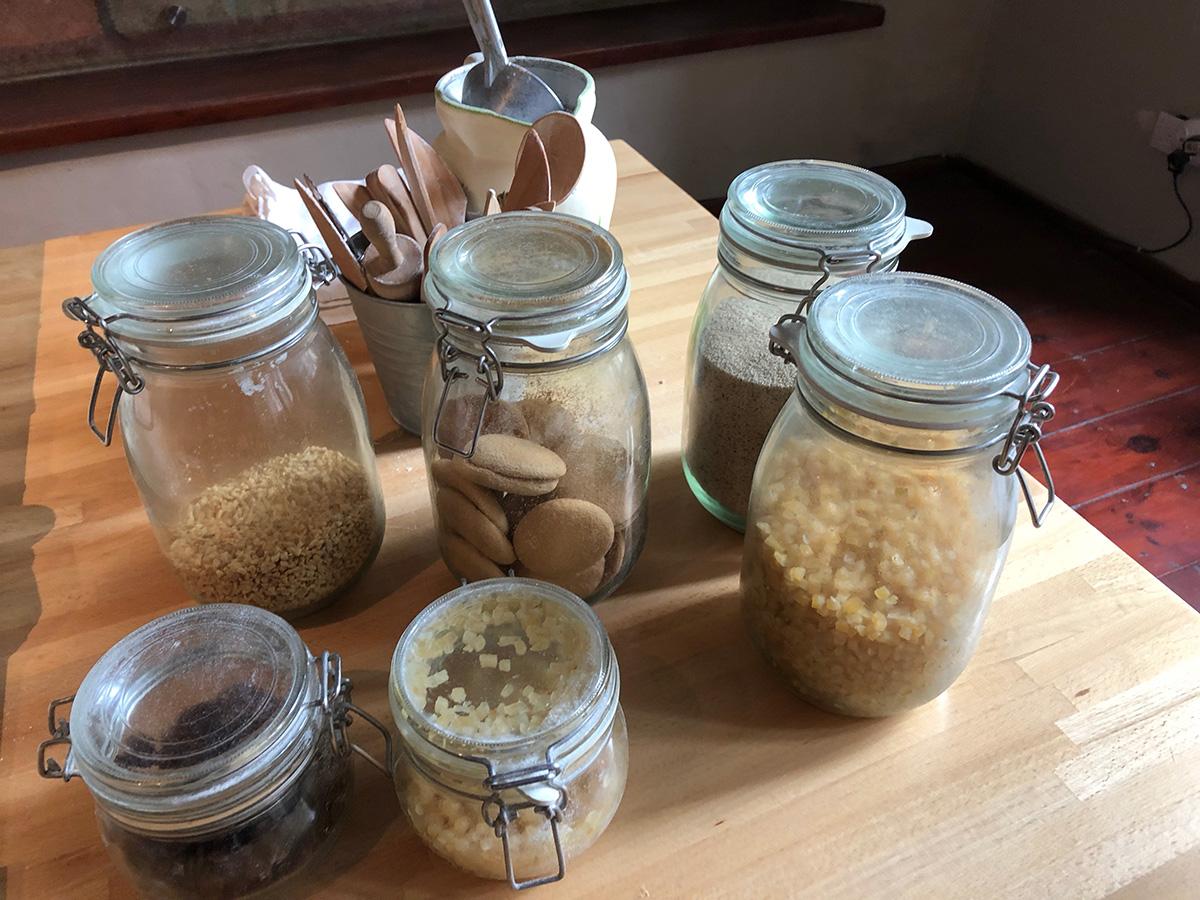 Ingrédients qui entre dans la composition des croissants