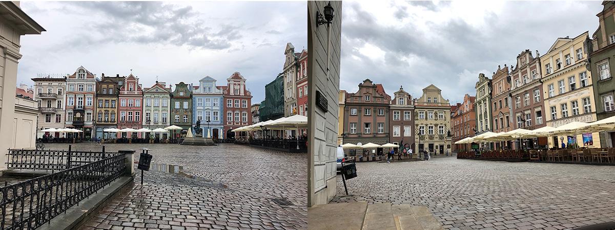 Poznan place du marché