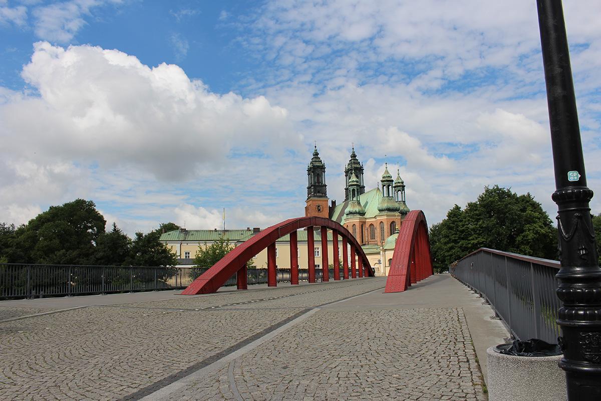 Le pont de Poznan