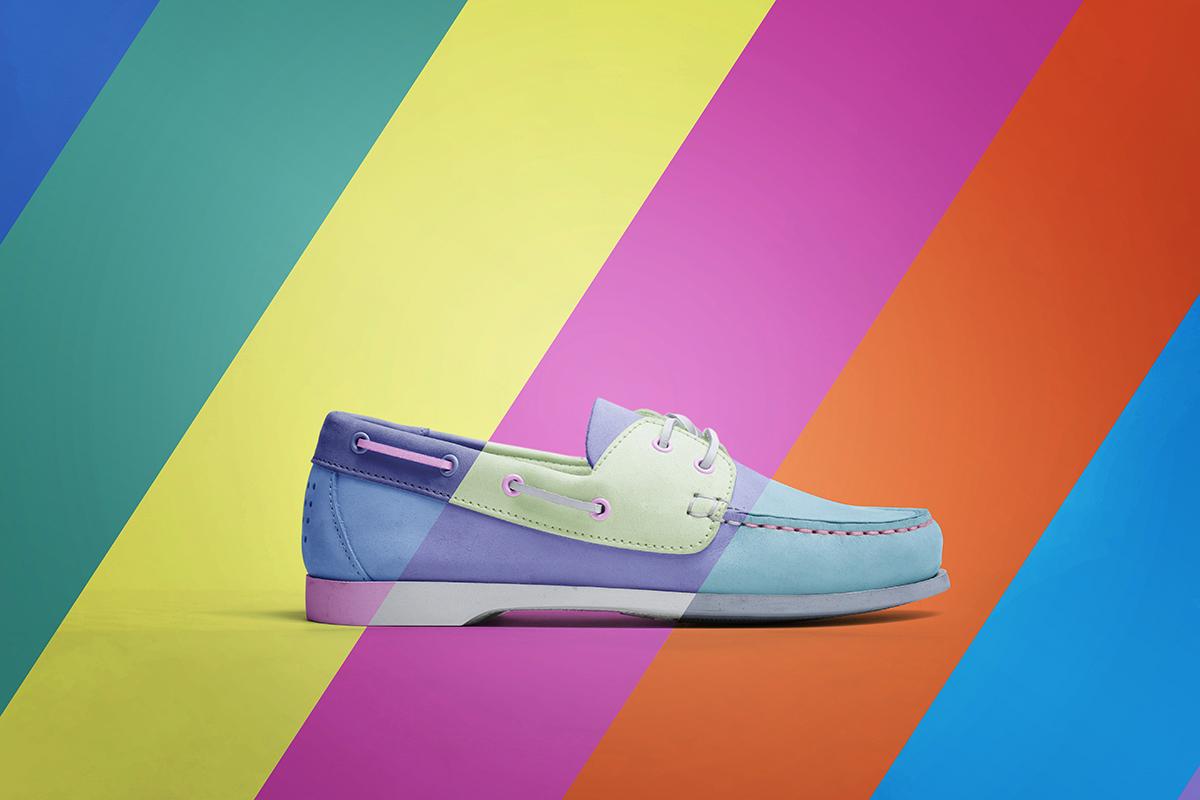1ddf5e54e527dc Après les bagues, Polo, robes, chaussures bateaux, … à vous de jouer ! Chaussures  TBS