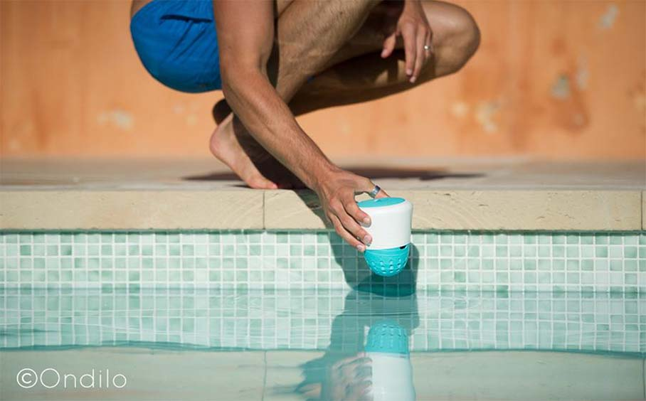 ICO digitalise la piscine