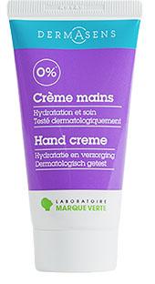 Crème mains Dermasens