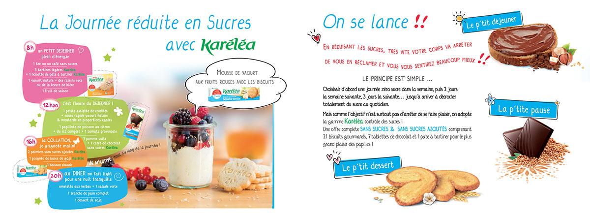 Produits sans sucre