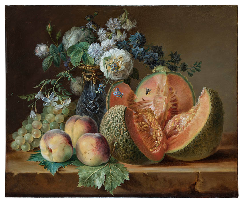 Marquise de Grollier melons