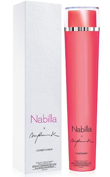 Le conditionner Nabilla