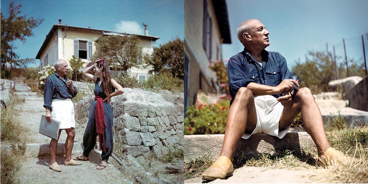 Picasso à Vallauris