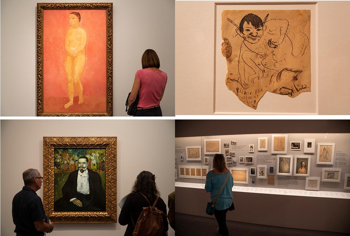 Picasso-Nu aux mains jointes-Gosol 1905