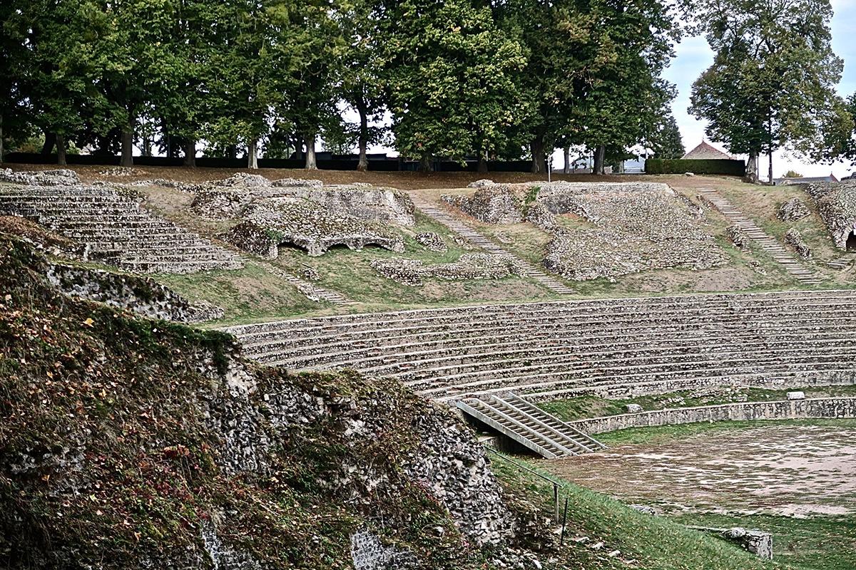 Le théâtre romain