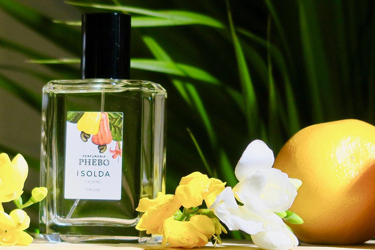 Cajueiro, parfum brésilien,