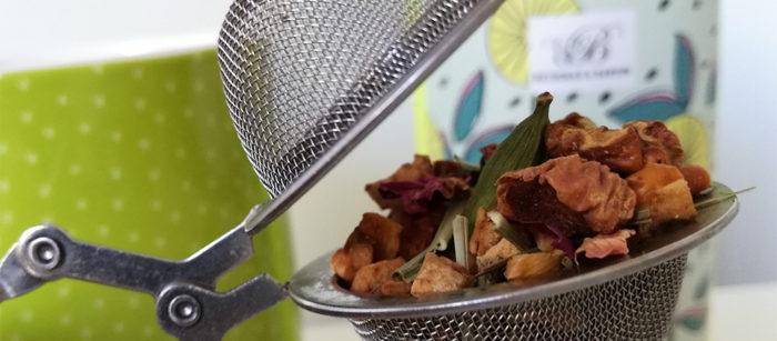 Betjeman & Barton propose, en cet automne, une nouvelle création Eau de fruits baptisée Pensées.