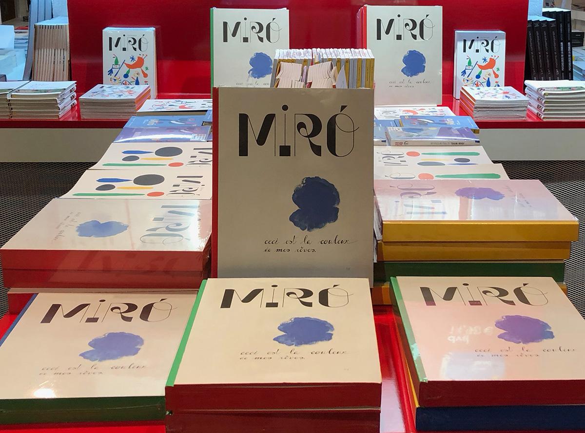 Exposition Miró au Grand-Palais
