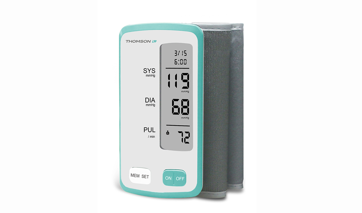 Cardio A9, tensiomètre