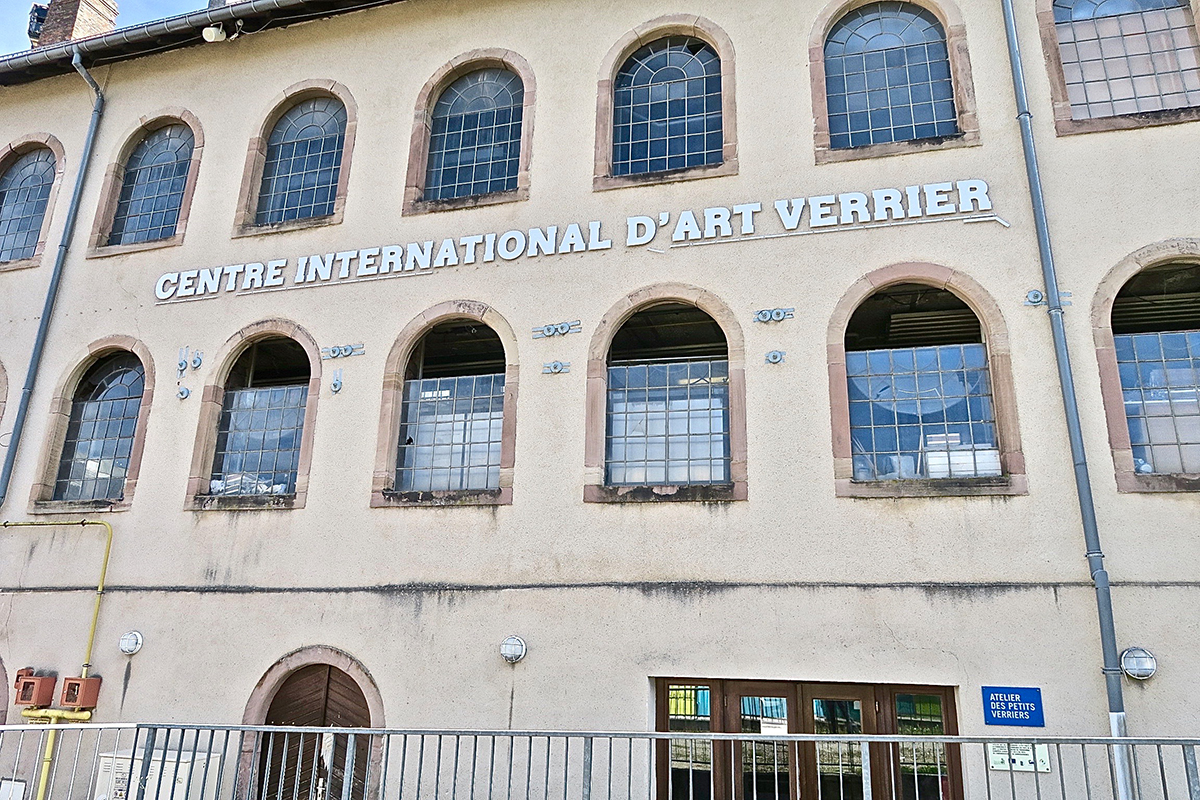 Centre International d'Art Verrier