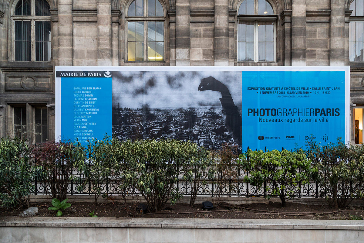 Exposition Photos Hôtel de Ville de Paris