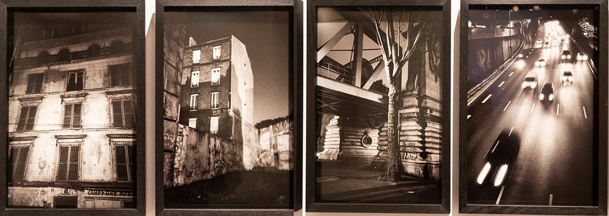 Laurent Chardon présente trois séries urbaines et nocturnes. Chacune de ses images est un choc.