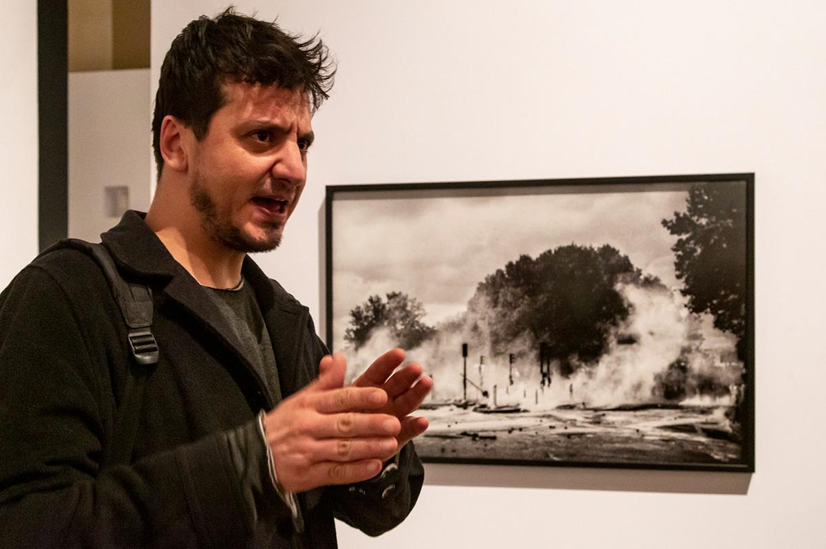 Yusuf Sevinçli, réinvestit la rue et montre sa vraie nature…