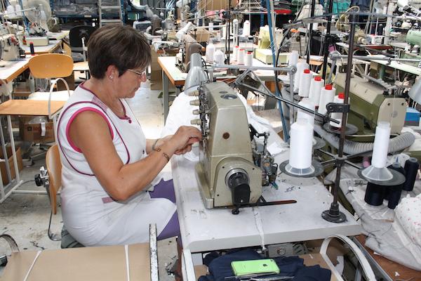 Fabrication des vêtements