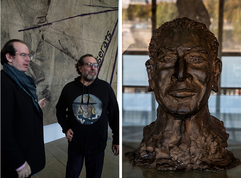 Julien Schanbel et Donatien Grau