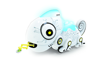 Caméléon : Le nouveau robot gourmand
