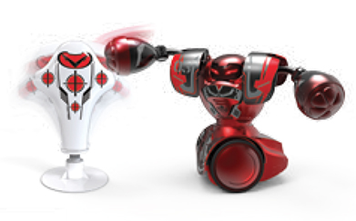 Robot Kombat :Les robots boxeurs
