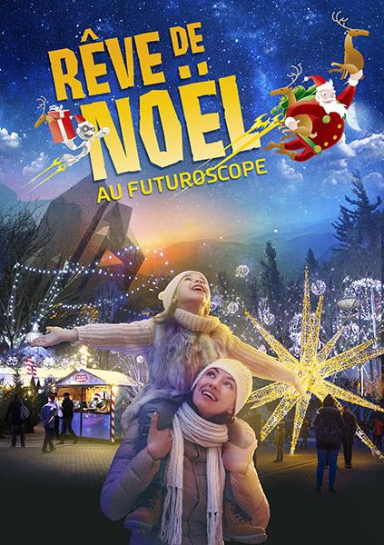 Noel au Futuroscope