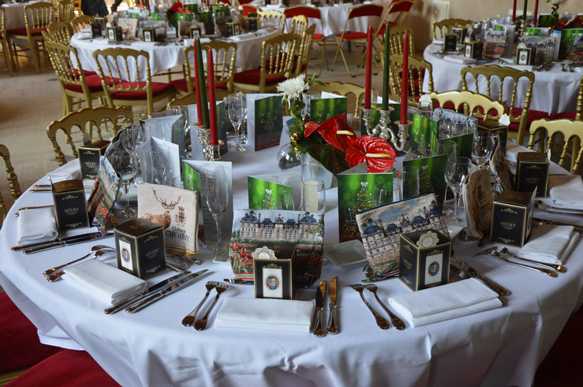 Table pour le repas