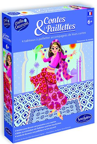 Contes et Paillettes « Danseuses »