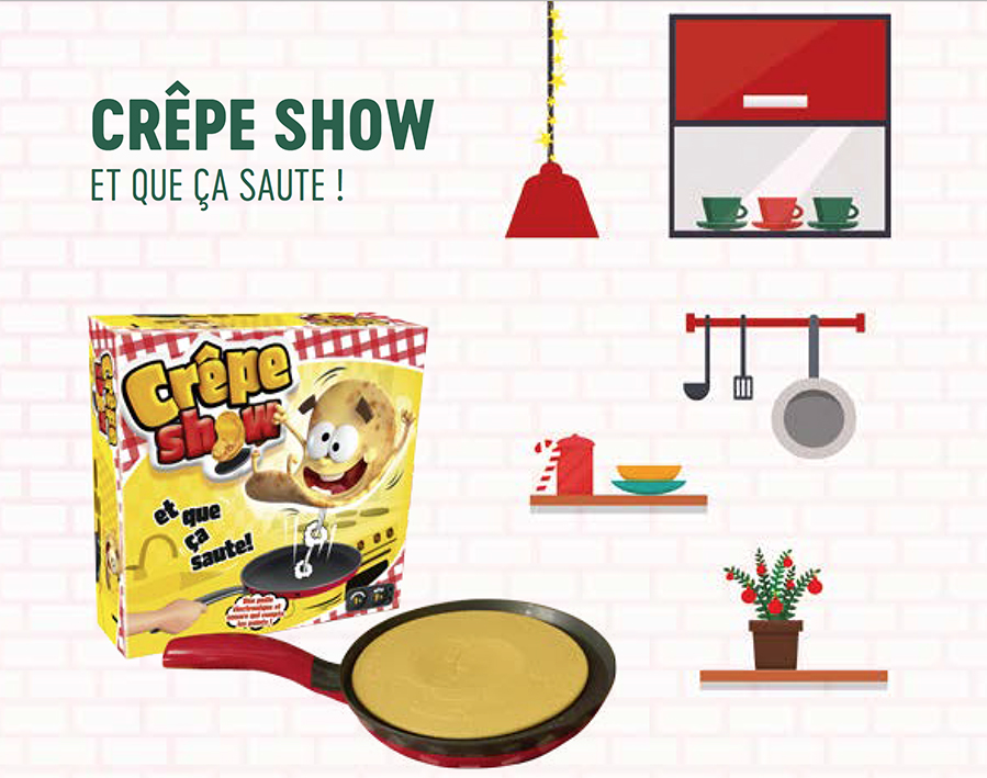 Crête Show