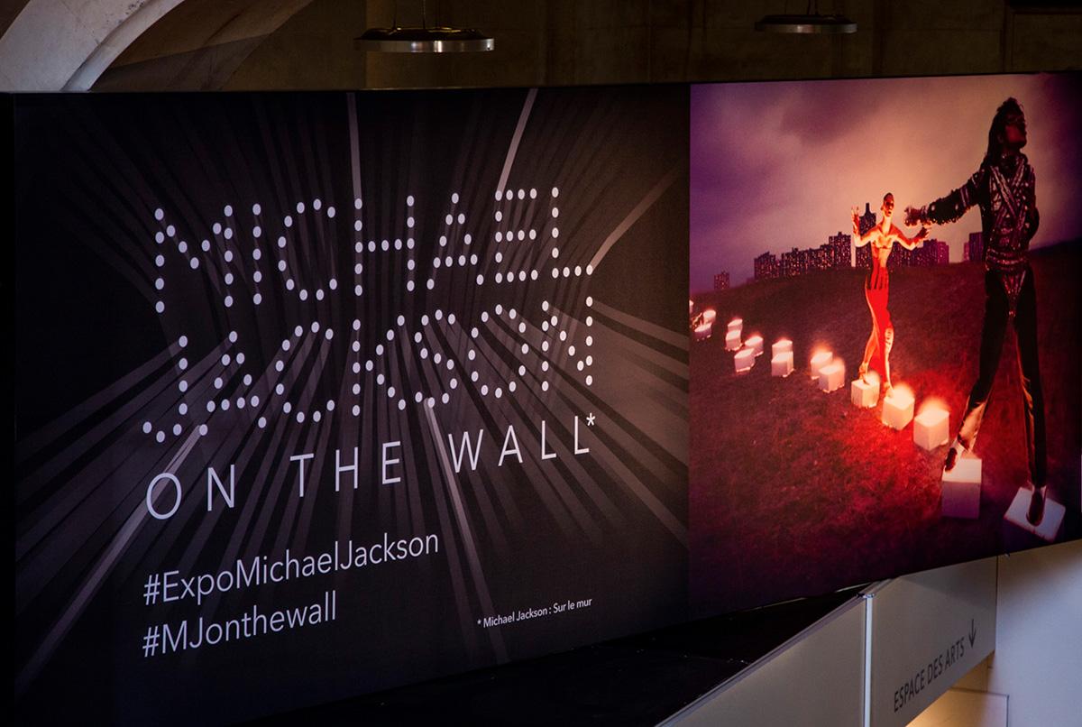 Exposition Mickael Jackson