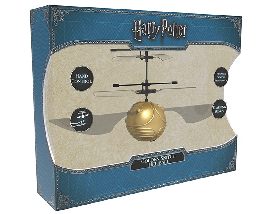 Harry Potter Vif d'Or