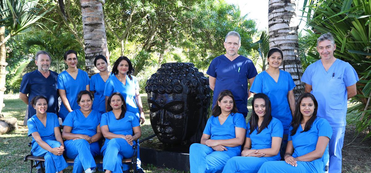 L'équipe médicale