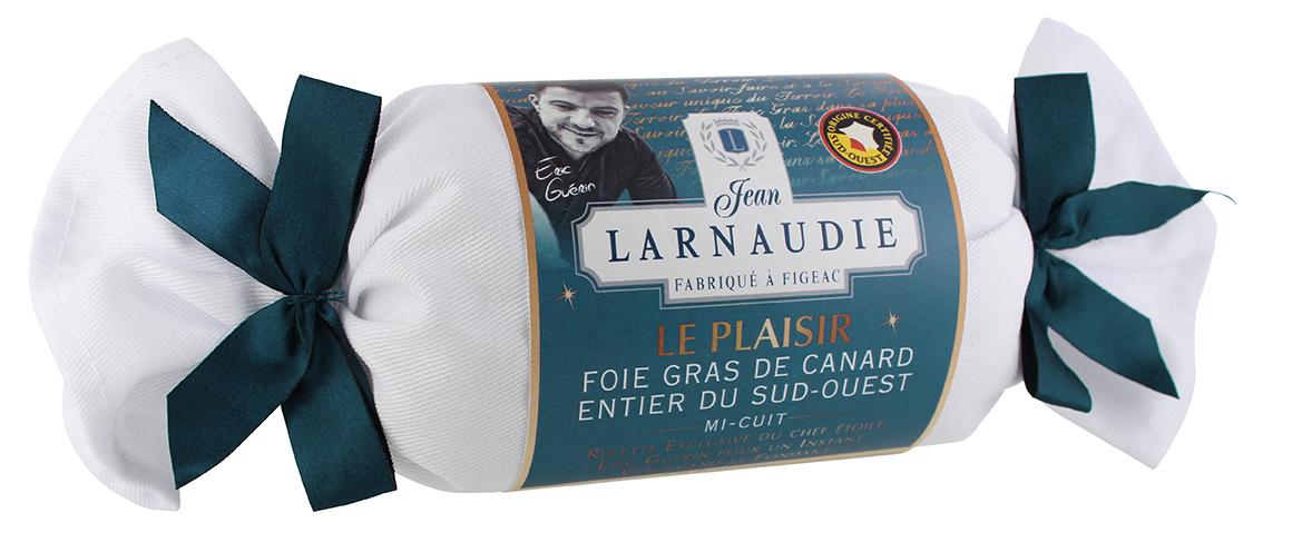 Le Plaisir : Foie Gras Jean Larnaudie