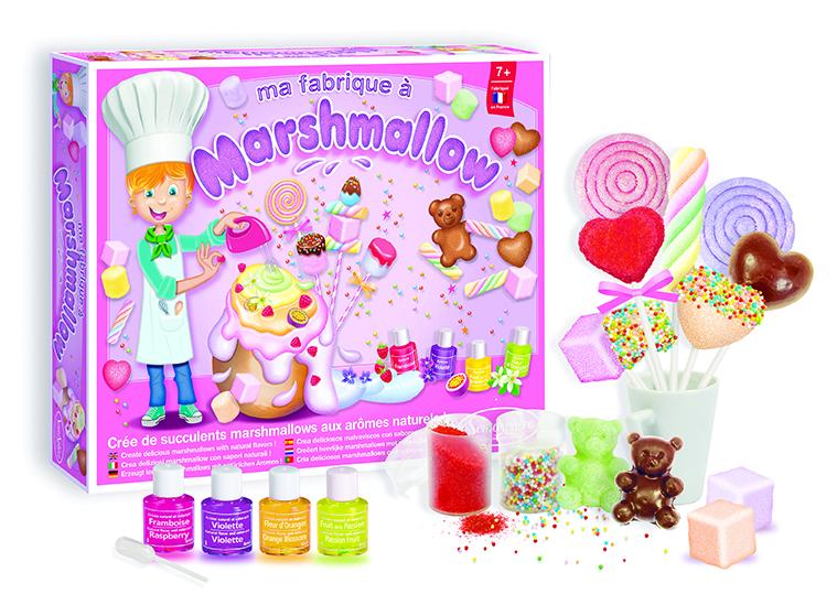 Ma Fabrique à Marshmallow