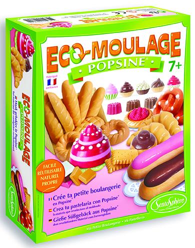 Éco-Moulage « Ma Petite Boulangerie »
